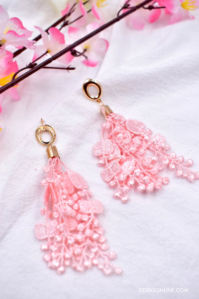 Wilma Lace Earrings