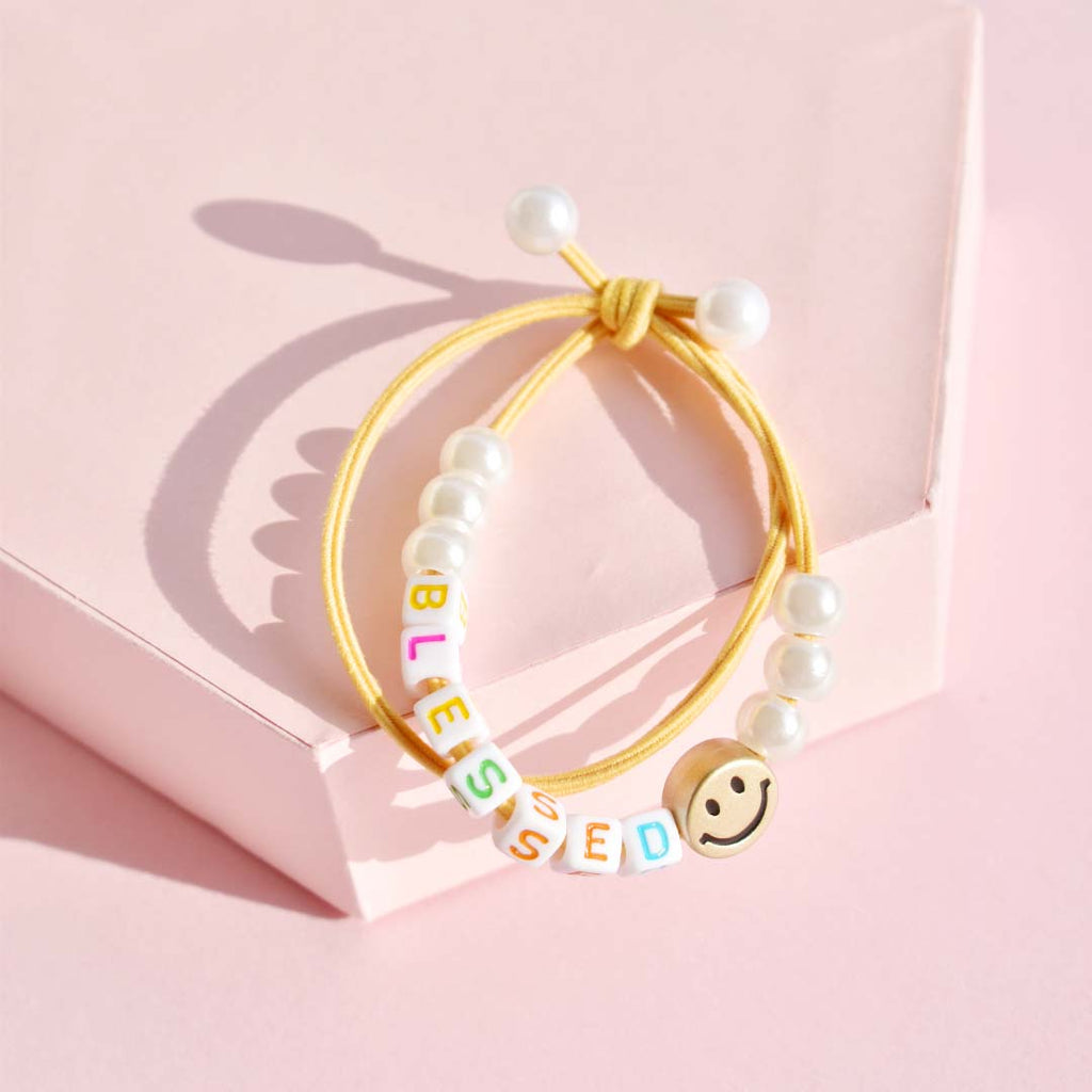 [Ready Stock] Blessed Hair Tie