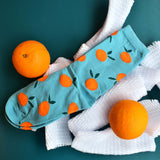 Finest Emperor Oranges Socks