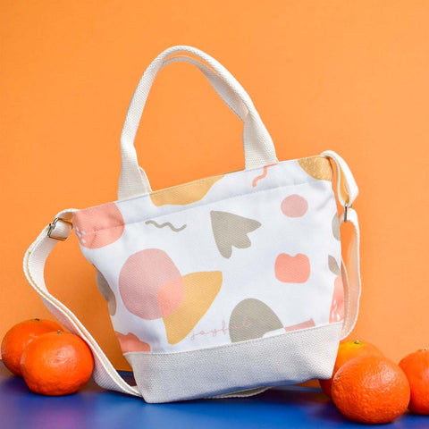 Joyful Mini Tote