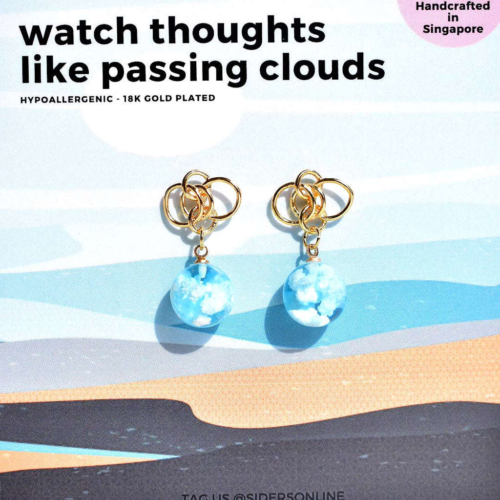 Watch Thoughts like Passing Clouds