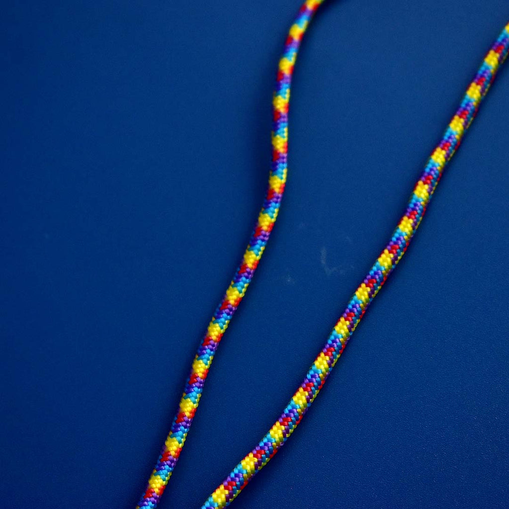 Let's Hangout 2-in-1 Lanyard in Rainbow