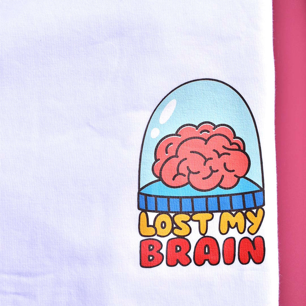 Lost My Brain Tee