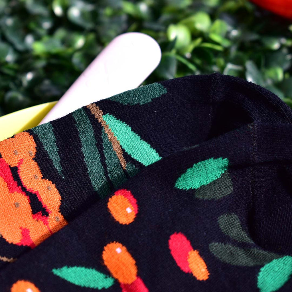 Fresh Organic Cranberries Socks (Avail in Baby & Small)