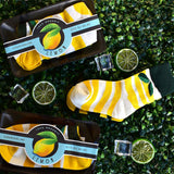 Fresh Lemon Socks (Avail in Baby, Small & Big)