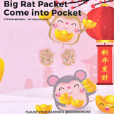 Big Rat Packet Come Into Pocket