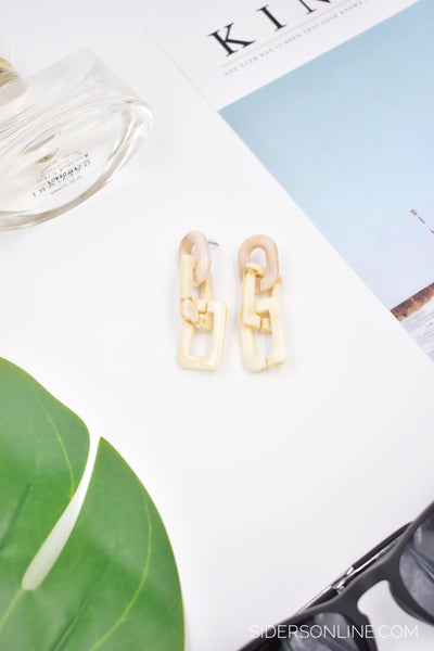 Camille Chain Earrings