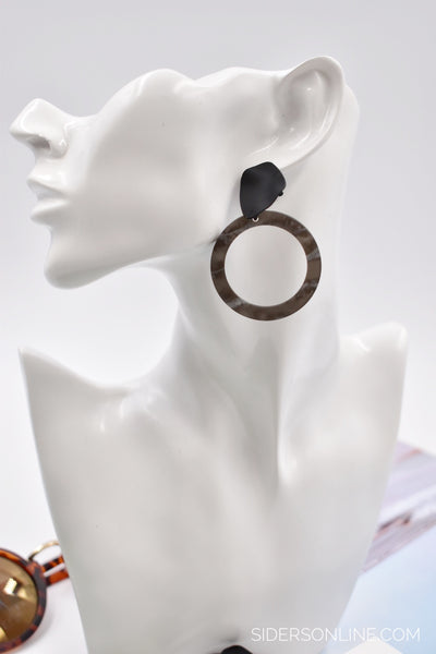 Karolina Hoop Earrings