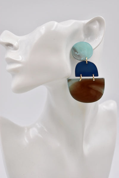 Gangnam Oceanic Earrings