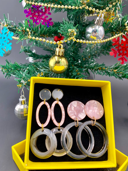 Hoop Drop Hits Earring Gift Set