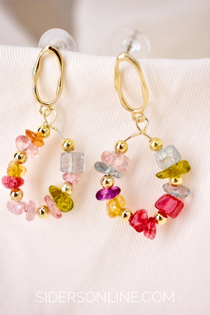 Colorme Drop Earrings