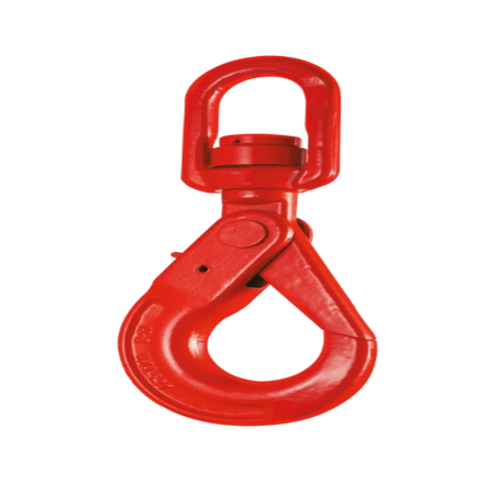 Swivel_Hook_with_bearing_grade_80 Red image
