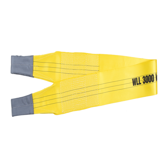 3 Tonne Polyester Web Lifting Sling European CE Approved Product with GA1 Certification