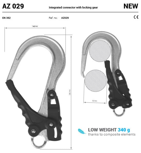 Snap Hook for Lanyard