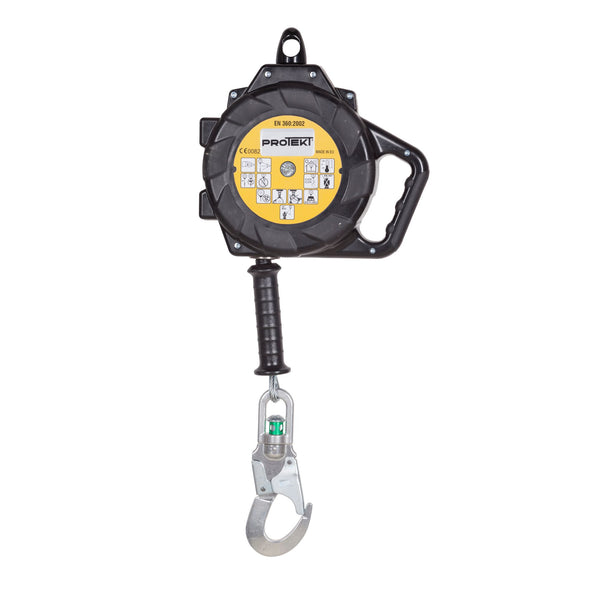 CR 250 Vertical - Self Locking Steel Cable Retractor