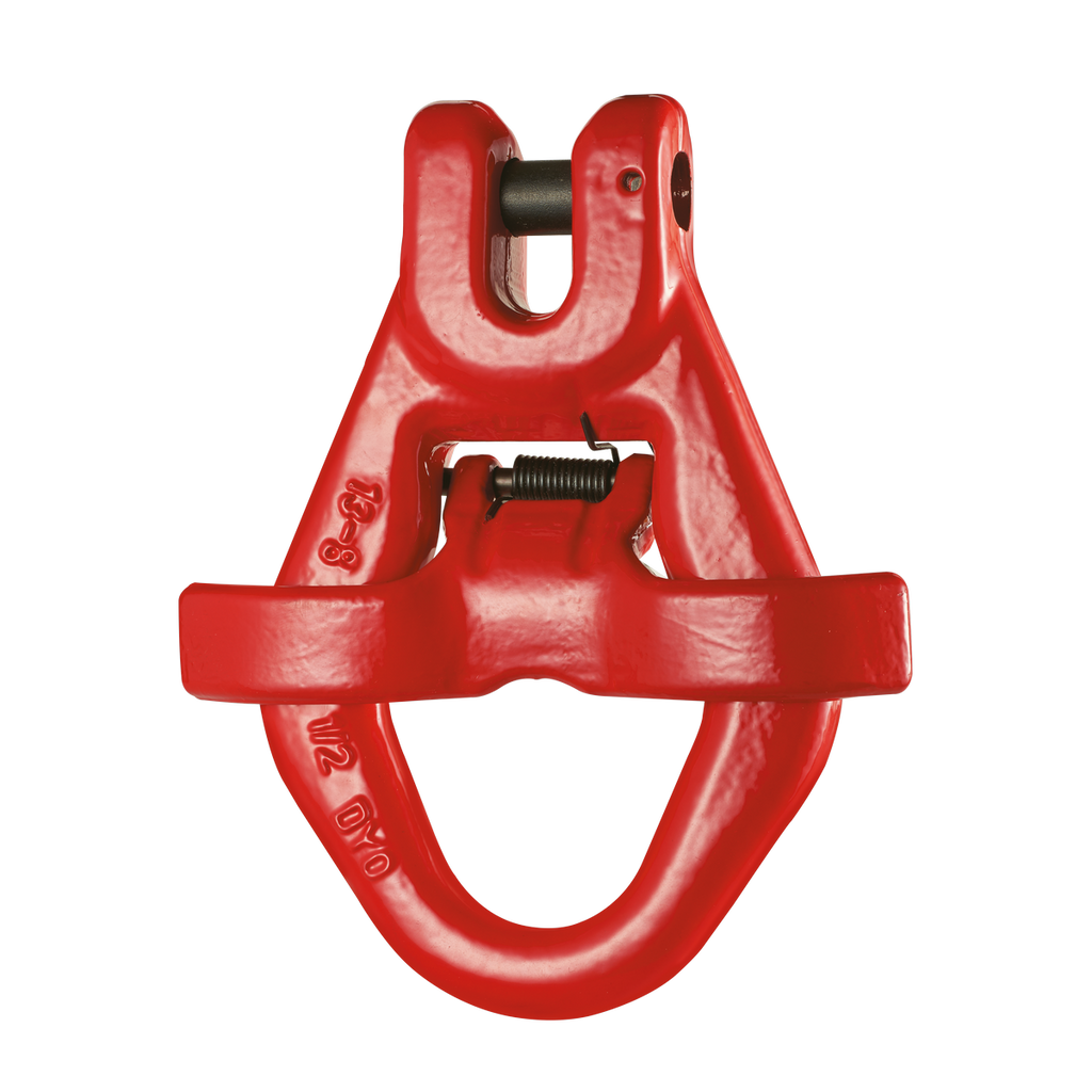 Grade 80 Container Clevis Hook Link 13mm