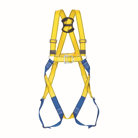 P35 Full Body Safety Harness (2 attachment points) - Steel Chest Strap