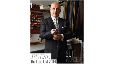 Long Island Pulse Magazine: The Luxe List 2014