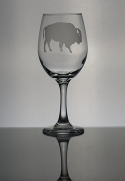 Xl 20oz Wine Goblet Buffalo