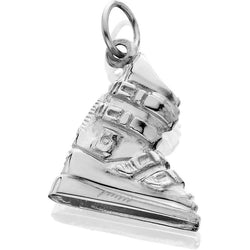 Silver Lg Ski Boot 3d Technica J-Ring