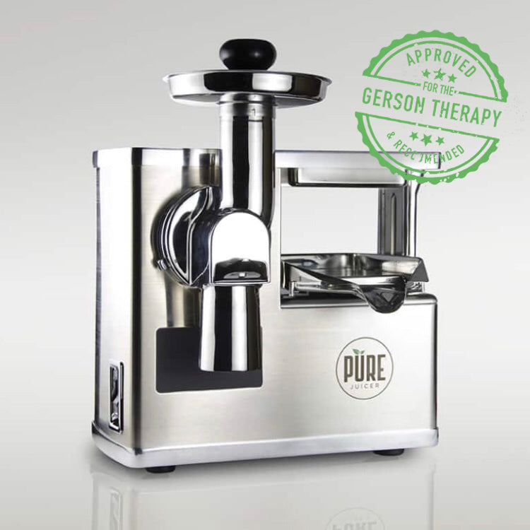 GERSON THERAPY JUICER