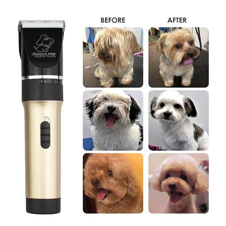 HomeGroomer Dog Grooming Kit - How to groom a dog that is scared