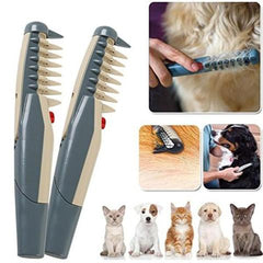Innovations Knot Out electric flea comb- GlamorousDogs
