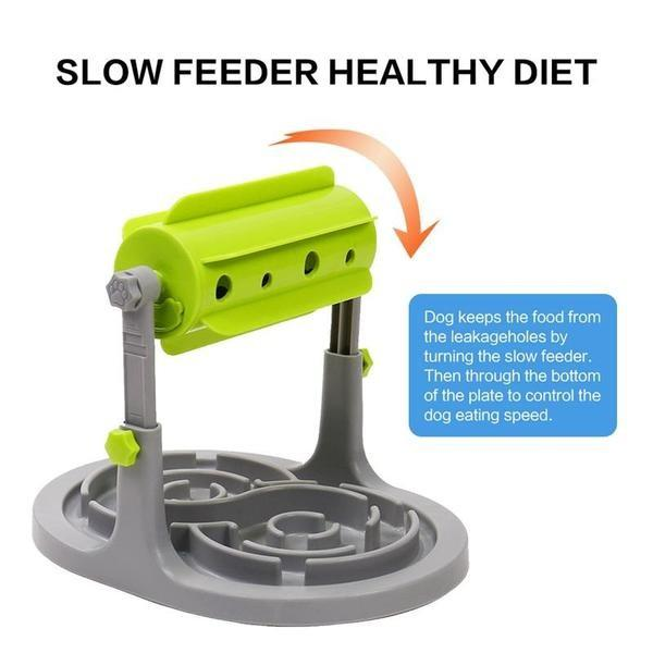 The Dog Slow Feeder