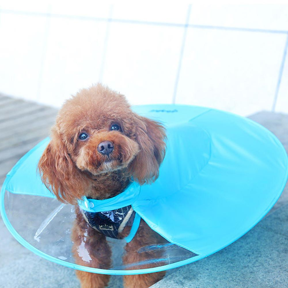 ALLINCLUSIVE™:Dog Raincoat With Umbrella