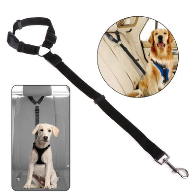 CARSAFE™: Adjustable Dog Safety Seat Belt Seat Belt GlamorousDogs