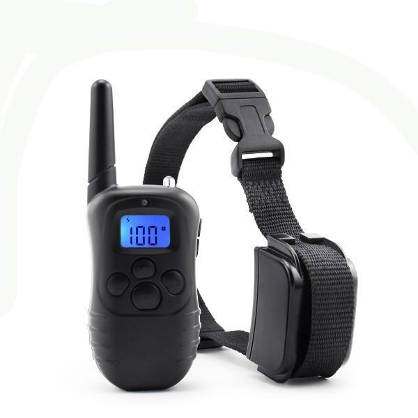 Dog Shock Collar with Remote and LCD Display