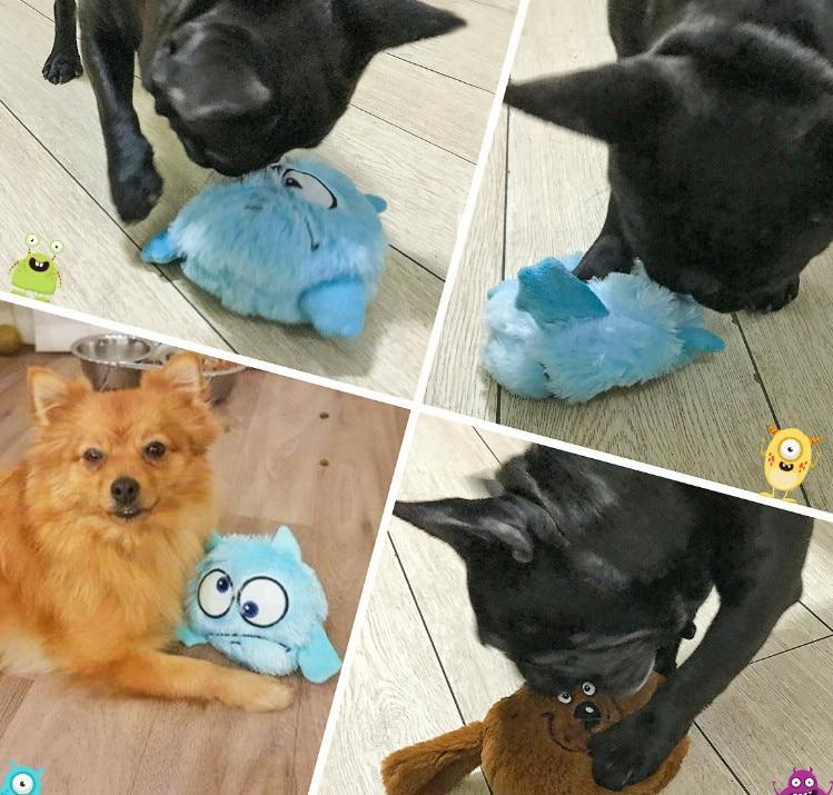 HOPPINGBEAST™: Jumping Monster Toy that Will Become Your Dog's Favorite Toy
