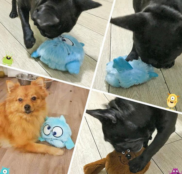 HOPPINGBEAST™: Jumping Monster Toy that Will Become Your Dog's Favorite Toy Dog Toy GlamorousDogs