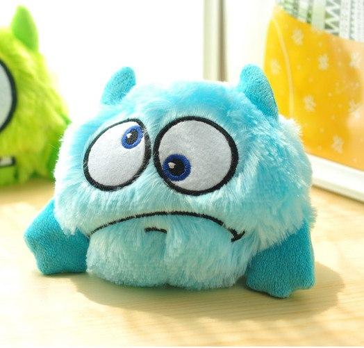 HOPPINGBEAST™: Jumping Monster Toy that Will Become Your Dog's Favorite Toy Dog Toy GlamorousDogs BLUE MONSTER
