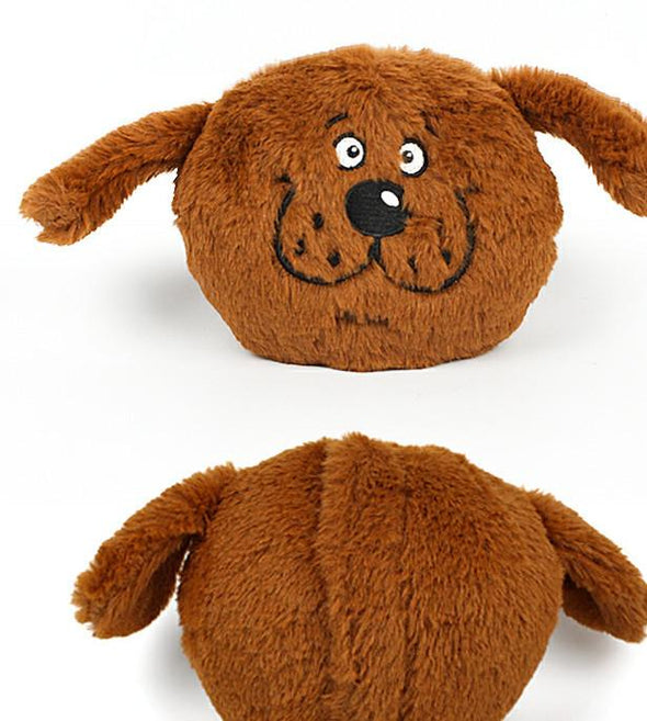 HOPPINGBEAST™: Jumping Monster Toy that Will Become Your Dog's Favorite Toy Dog Toy GlamorousDogs BROWN DOG