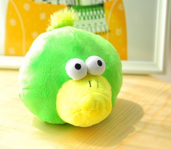 HOPPINGBEAST™: Jumping Monster Toy that Will Become Your Dog's Favorite Toy Dog Toy GlamorousDogs GREEN BIRD