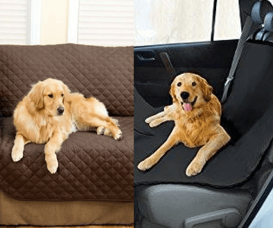 Indoor/Outdoor Seat Waterproof Cover Stunning Pets