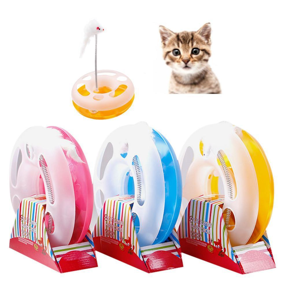 Interactive Training Cat Toy Stunning Pets