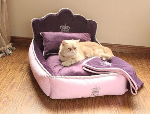 Luxury Princess Bed for Pets Stunning Pets