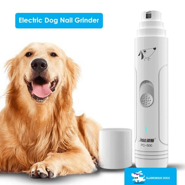 PAWGRND™: USB Rechargeable Dog Nail Grinder | Safe Pet Nail Grinder