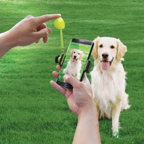 Picture Perfect Pet Treat Launcher | Capture Perfect Photos For Dogs ROI TEST GlamorousDogs