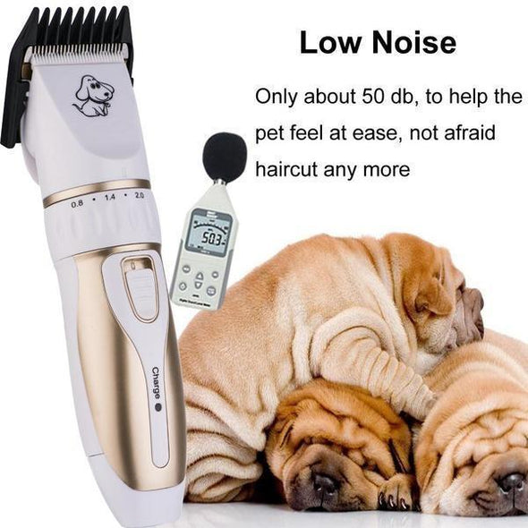 Professional Dog Grooming Clipper |Dog Grooming Kit Glamorous Dogs