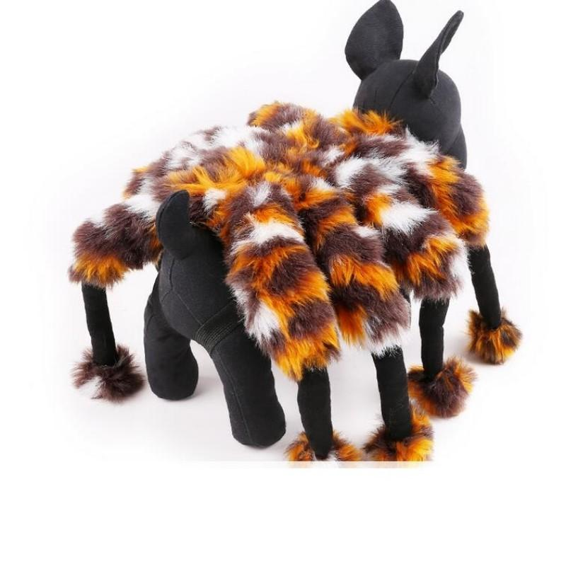 Canine Wardrobe Exclusives: Dog Spider Costume for  Special Occasions