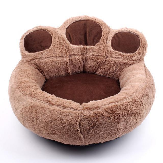 The Pet Paw Shape Bed