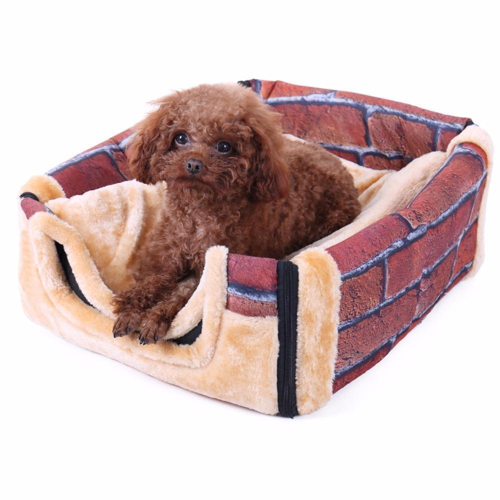 The Plush Dog House