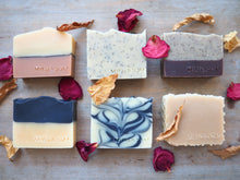 Myrtle MyBox COLLECTION SOAP SET with 6 all natural soaps