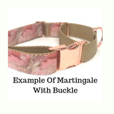 Make It A Martingale Dog Collar, Upgrade To A Martingale Dog Collar