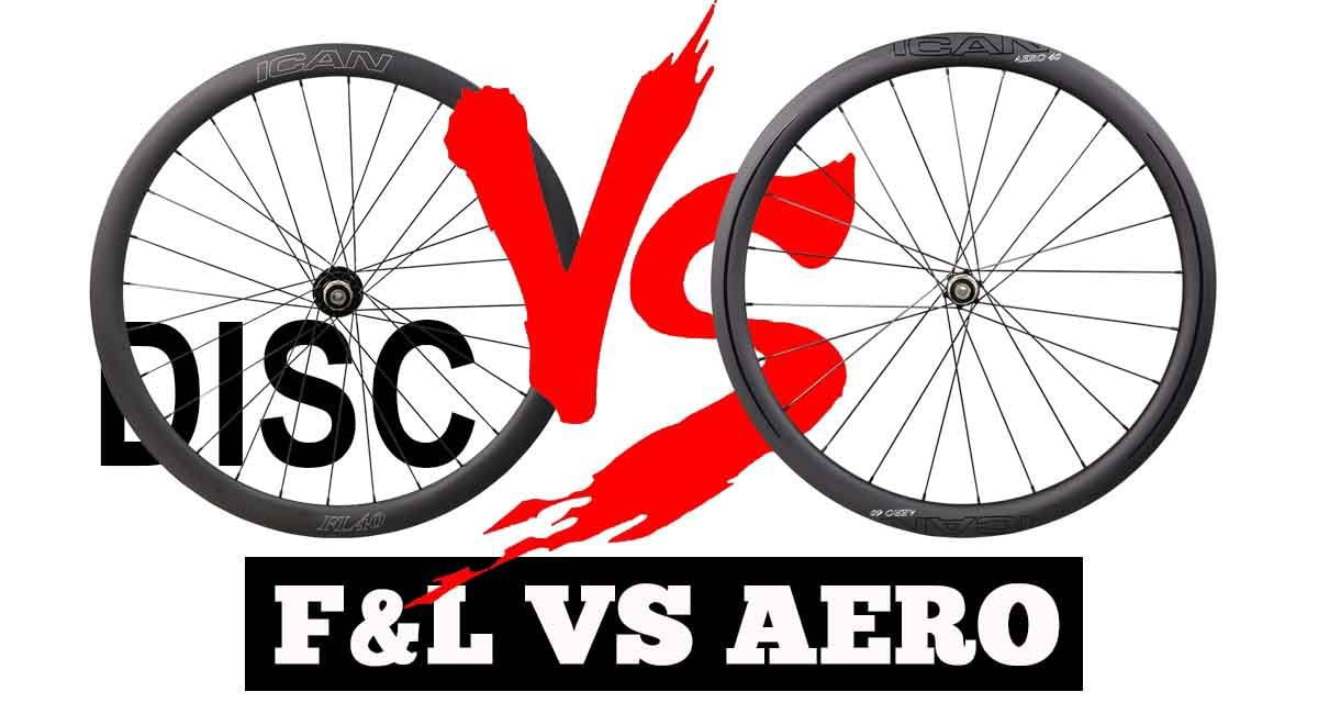 The Difference Between FL and Aero Disc Wheels