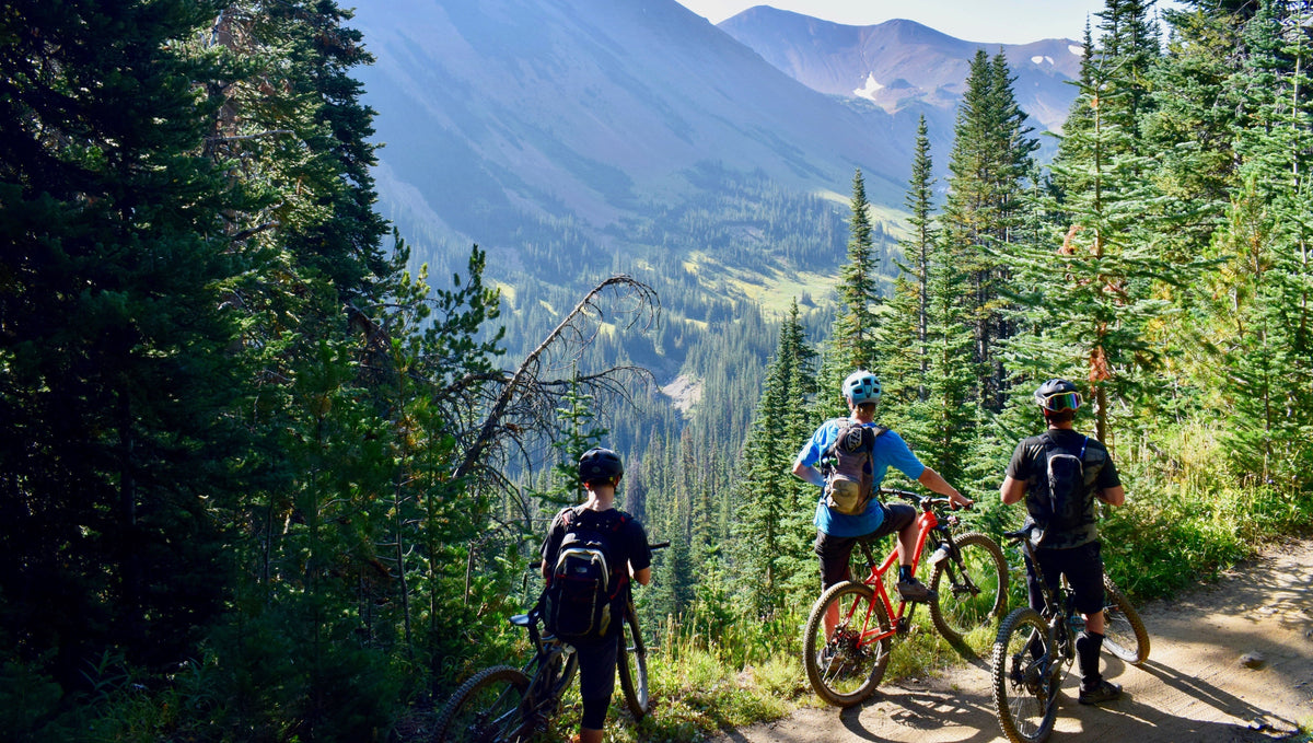 Get Your Mountain Bike Ready to Blast the Trails This Summer