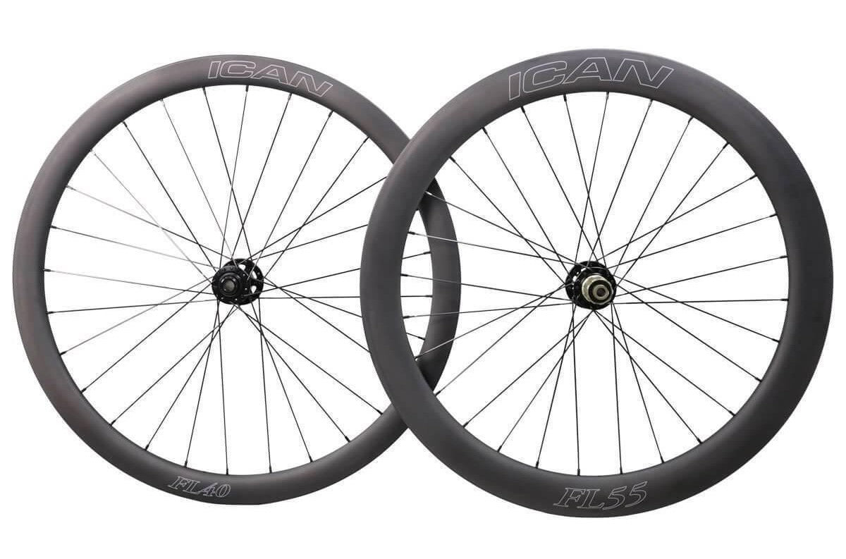 FL40/55 Disc wheelset